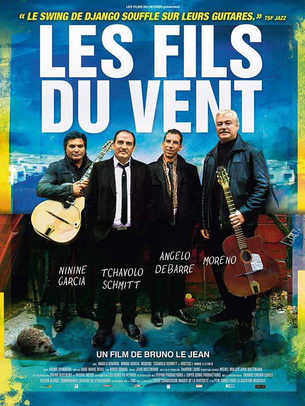 Les Fils du Vent: Film documentaire de Bruno Lejean