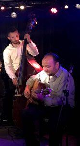 Le nouveau Quintet de l'excellent guitariste manouche Sébastien Félix